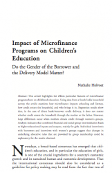 ResourceSS_microfinance childrens ed