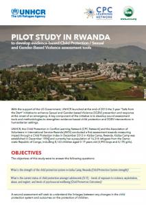 Pilot Study CPI Rwanda