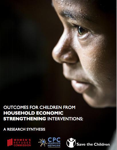 Children From Household Economic Strengthening Interventions